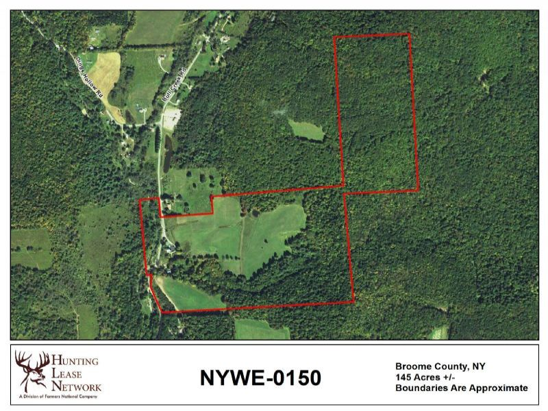 New York Recreational Land For Lease