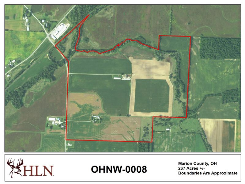 Ohio Recreational Land for Lease