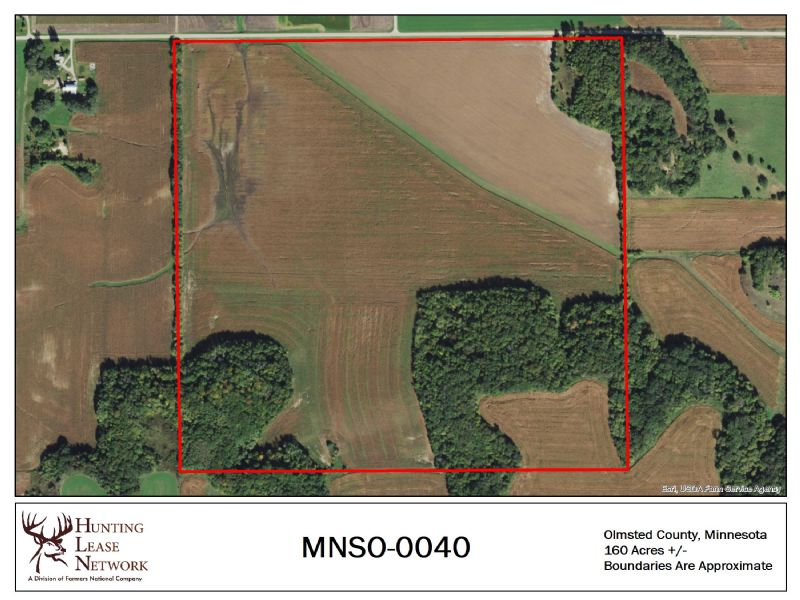 Minnesota Recreational Land for Lease